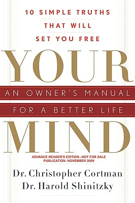 Your Mind By Cortman, Christopher/ Shinitzky, Harold